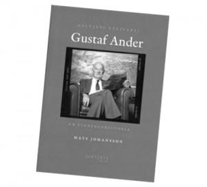 Boken om Gustaf Ander.