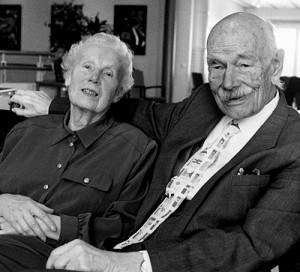 Ann-Marie och Gustaf Ander.